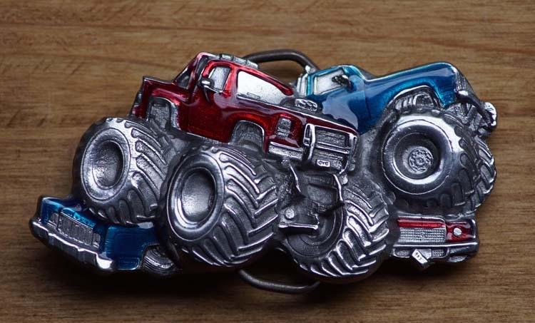 """Siergesp  """" Monster Trucks """""""