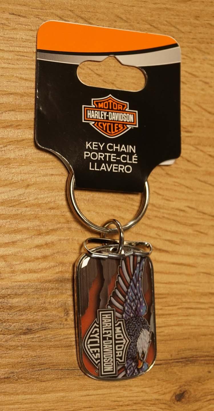"""Sleutelhanger  """" Harley Davidson """" adelaar"""