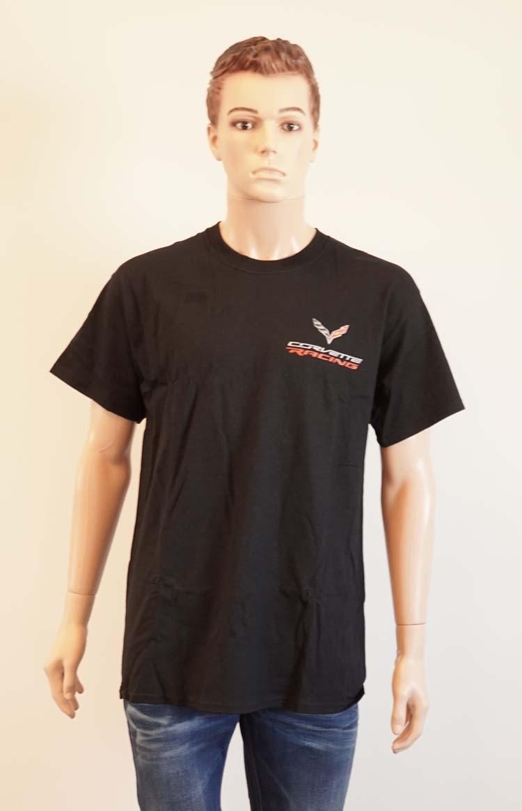 """T shirt met korte mouwen  """" Corvette """""""
