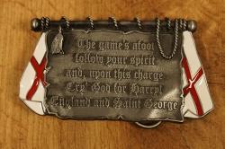 """Gesp  """" Ik bescherm het Amerikaanse erfgoed """""""