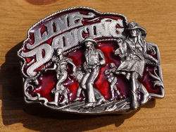 "Country Buckle  "" Line dancing """