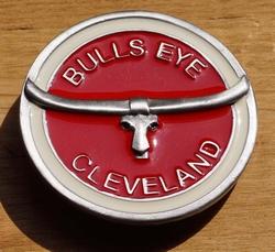 "Riemgesp  "" Bulls eye Cleveland """