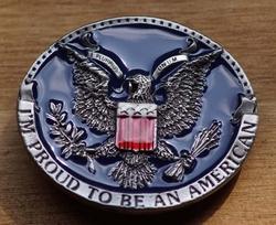 """Gesp  """" Trots Amerikaan te zijn """""""