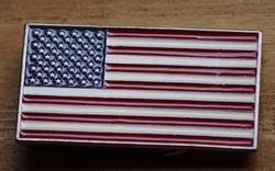 """Gesp buckle  """" Americaanse vlag """""""