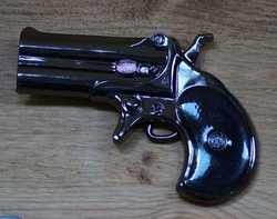 "Belt buckle  "" Revolver """
