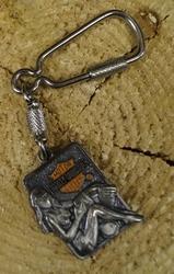"""Sleutelhanger  """"  Motor Harley Davidson Cycles """""""