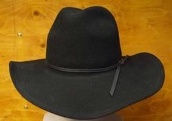 "Stetson hoed  "" Silverton ""  Zwart"