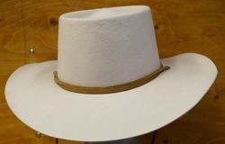 """Western hoed  """" Bronco ll """"  Beige"""