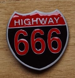 "Buckle / gesp  "" Highway """
