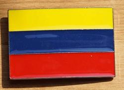 """Gesp voor riem  """" Colombia vlag """""""