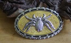 "Belt buckle  "" Spin """