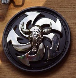 "Spinner buckle  "" Bull head """