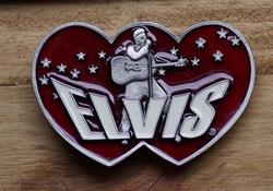 """Elvis gesp  """" Elvis """""""