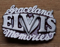"Elvis gesp  "" Graceland Elvis memories """