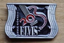"""Elvis gesp  """" Still Rockini Elvis """""""