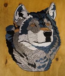 """Applicatie  """" Wolf """"  groot"""