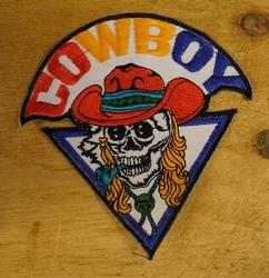 """Applicatie  """" Cowboy doodskop """""""