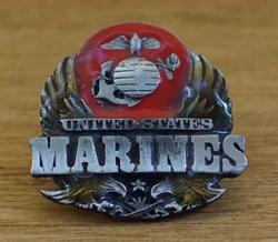 "Pin / speldje  "" United states Marines """