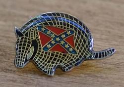 "Pin / speldje  "" States of Texas """