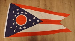 """Amerikaanse Staten gevelvlag  """" Ohio """""""