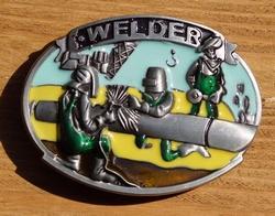 "Losse gesp "" Welder "" ( lasser )"