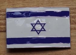 """Vlaggen gesp  """" Israel """""""