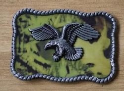 "Siergesp  "" Vliegende adelaar ""  Camouflage"