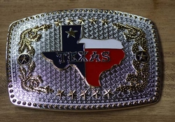 "Gesp buckle  "" Texas """