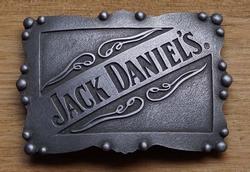 "Buckle / gesp   "" Jack Daniel's """