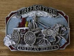 """Losse gesp  """" Fire fighter American Heroes """""""
