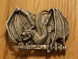 """Buckle  """" Viking """""""