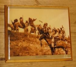 Westen schilderij