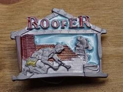 """Losse gesp  """" Roofer """""""