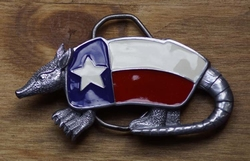 "Belt buckle  ""  Gordeldier Texas """