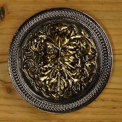 "Belt Buckle "" Greenman """