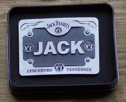 "Buckle   "" Jack Daniels ""  Lynchburg Tennessee"