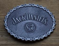 "Buckle   "" Jack Daniel's ""  Old no 7"