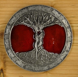 "Buckle  "" Tree of life """