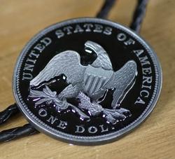 """Bolo tie  """"  United state of America """""""