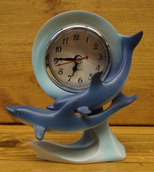 """Klok  """" Dolfijnen """""""