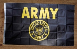 "Gevelvlag  "" United states army """