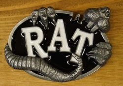 "Riem buckle  "" Rat """