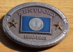 "Buckle  "" Kentucky  1860 - 1865 """