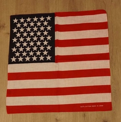 "Bandana  "" Americaanse vlag """