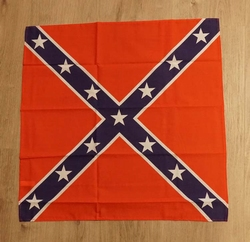 """Bandana  """" Rebel vlag """""""