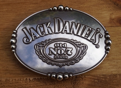 "Buckle  "" Jack Daniel""s Old no 7 brand """