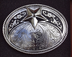 "Stetson Buckle  "" Texas ster  """