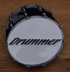 "Muziek gesp  "" Drummer """