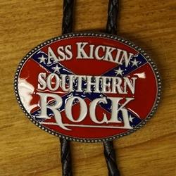 "Bolo tie  "" Ass kickin southern rock """