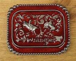 Wrangler buckle